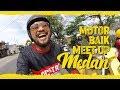 RIDING DI MEDAN MACET BANGET AMPUN! - MOTORBAIK MEET UP 2017