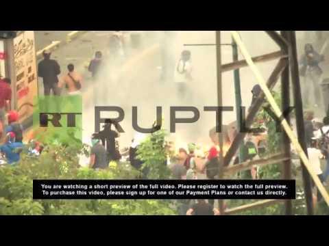 Venezuela: Rally for peace gets violent