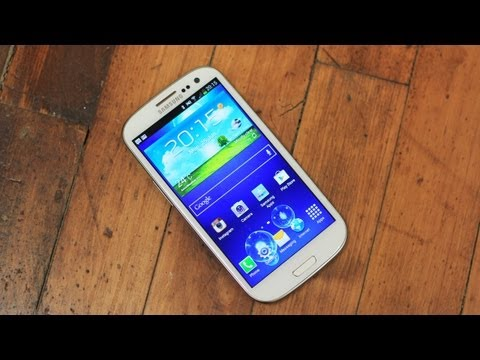 Review: Samsung Galaxy S III (International)