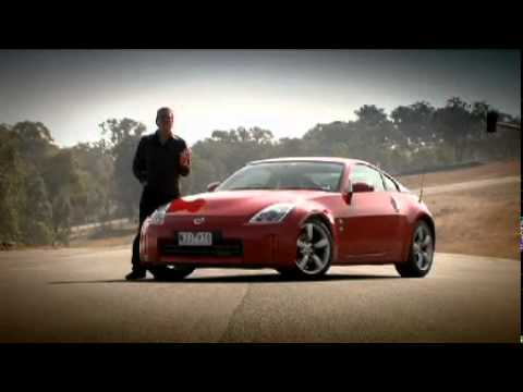 Test Drive TV Reviews Nissan 350Z