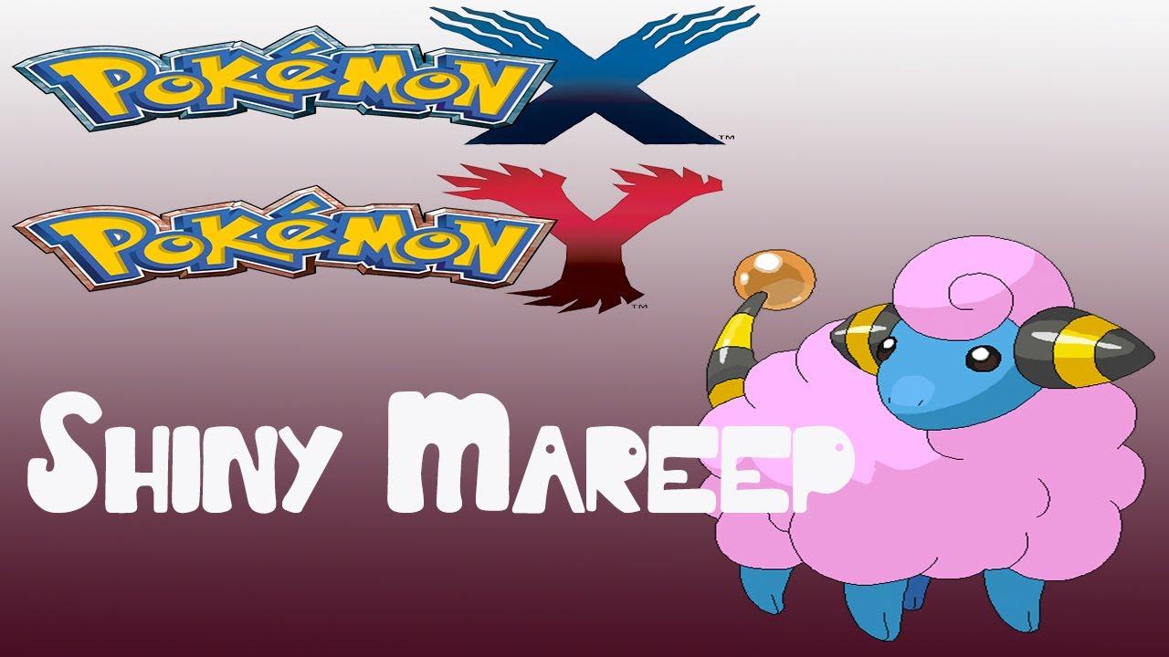Shiny Mareep Pokemon x Shiny Mareep Pokemon x And y