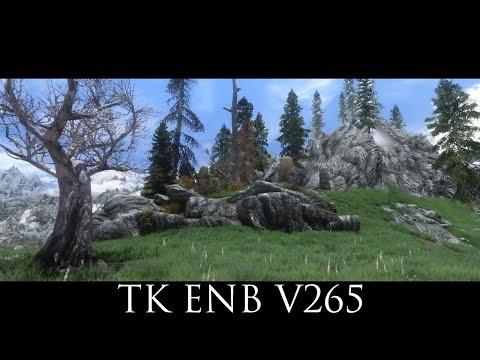 TES V - Skyrim Mods: TK ENB v265