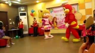 DANCING JOLLI BDAY ALYSSA