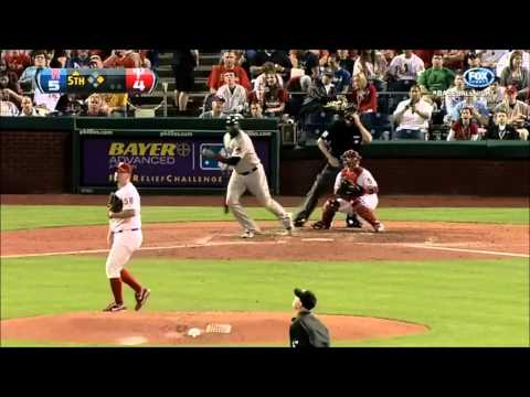 David Ortiz 2012 Highlights