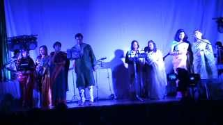 Dhono Dhanne Pushpe Bhora performed by various artists