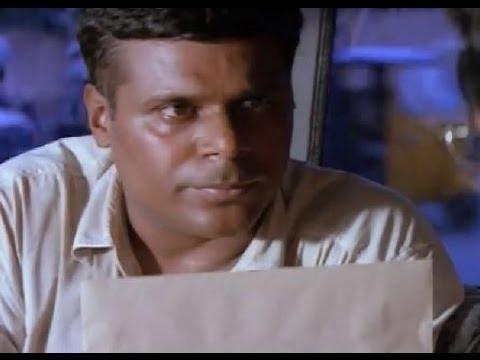 Kolai Kutram Movie Scenes - Ashish Vidyarthi Threatens Chakravarthy - Meena video