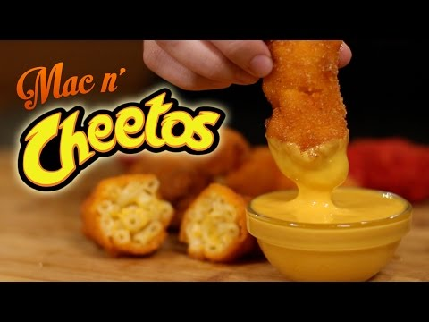 Cover Lagu DIY Mac n' Cheetos
