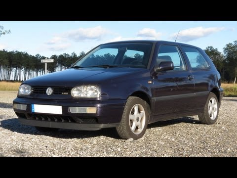 Turbo golf 3 tdi 90