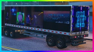 GTA Online Nightclub DLC Update Official Trailer Coming Soon - NEW Information From The DJs & MORE!