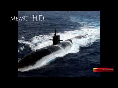 Best 10 Submarines in the World | 720p | HD