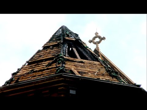 New York City Church Burns Down Hours After Easter Celebration | ABC News