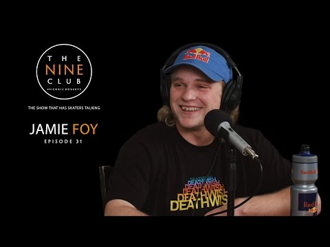 The Nine Club With Chris Roberts | Episode 31 - Jamie Foy