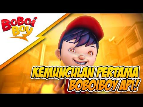 BOBOIBOY AIR VS BOBOIBOT – Belajar