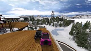 Race on UL6 - Korspin in Trackmania United