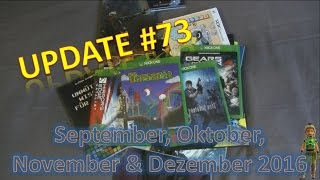 Games Sammlung Update, Neuzugänge September - Dezember 2016 (deutsch, Collection)