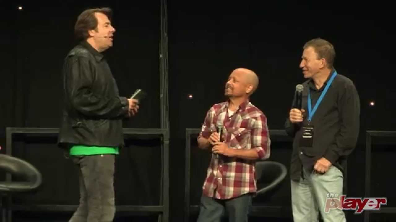Max Grodenchik & Aron Eisenberg - Destination Star Trek 3 ...