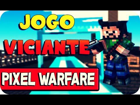 Jogo Viciante - Pixel Warfare