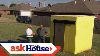 How to Build a Safe Room (Preview) | (Preview) | Ask This Old House