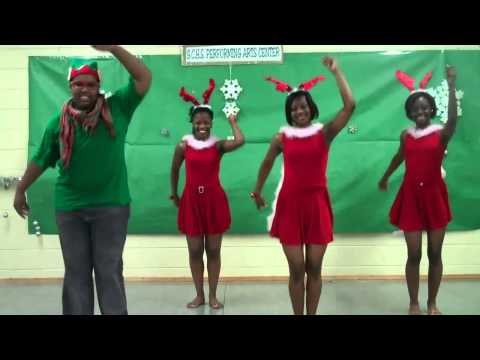 Greensville County High School Presents: Santa Claus Is Coming To Town
