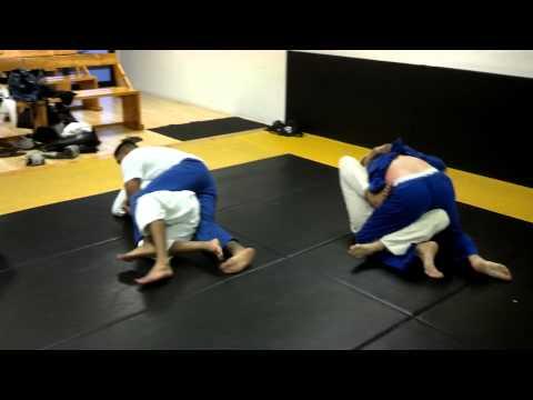 Jiu Jitsu Training July 2013 Video 2