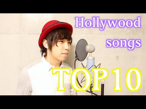 Top 10 Hollywood Songs Beatbox!!! 5 Minutes Hollywood History video