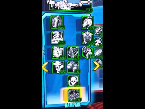borderlands how to spend skill points