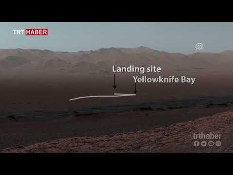 NASA, Mars'ın panoramik görüntüsünü yayınladı