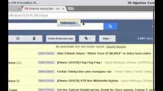 Gmail tüm mailleri silmek - Delete all mails in Gmail