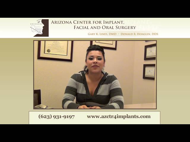 Phoenix Dental Implant Patient Shares her Experience