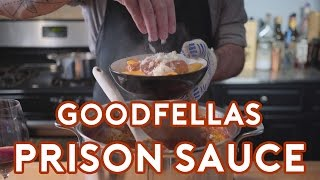 Binging with Babish: Goodfellas Prison Sauce