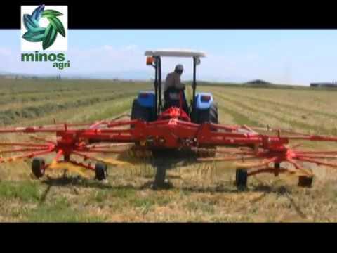 Minos Agri - Introduction
