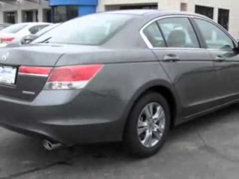 2012 Honda Accord Sdn 4dr I4 Auto SE Sedan – Fort Wayne, IN