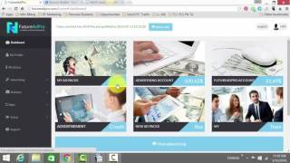 Easy FutureNet traffic buying strategy with MLM Leads