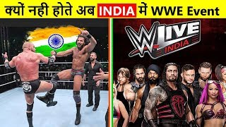 Why WWE STOPPED Doing WWE INDIA🇮🇳 Live? WWE India Live 2019? | WWE Tryouts India | Wrestle Chatter