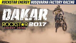 2017 Dakar I Rockstar Energy Husqvarna Factory Racing