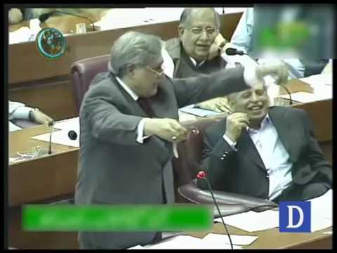 Ishaq Dar's 5 Million Watch