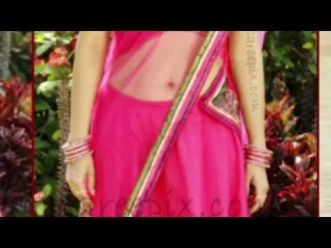 Bhumika Chawla Half Sarees April Fool Movie video