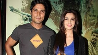 Highway - Alia Bhatt, Randeep Hooda, AR Rahman at 'Highway' Trailer Launch | Imtiaz Ali