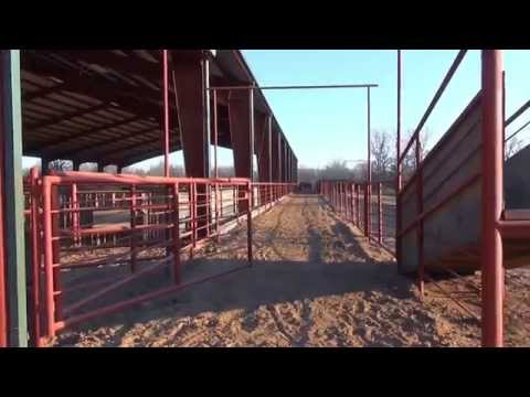 Stacy Westfall Stops at Waggoner Ranch