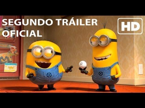 GRU 2. MI VILLANO FAVORITO Tráiler 2 Oficial HD Universal Pictures