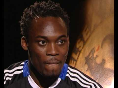 Lit Interview - Michael Essien