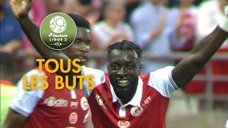 Tous les buts de la 34ème journée - Domino's Ligue 2 / 2017-18