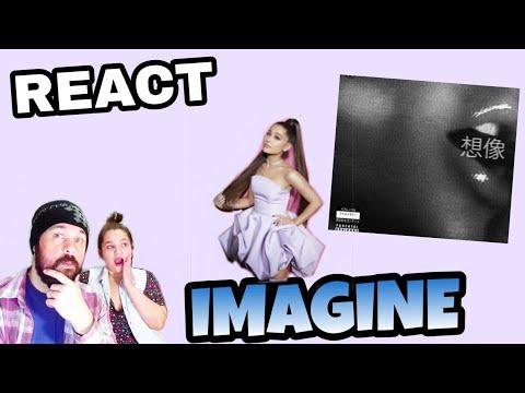 REAGINDO: ARIANA GRANDE - IMAGINE (AUDIO REACT) MP3