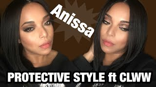 ISSA WIG REVIEW | OMG! ANISSA WAS READY TO WEAR RIGHT OUT OF THE BOX! | Protective Style | MelissaQ