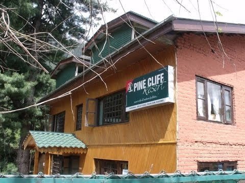 Hotel Pine Cliff Resort At Pahalgam, Kashmir, India Video