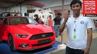 FI Review Ford Mustang 2.3 EcoBoost Indonesia by AutonetMagz