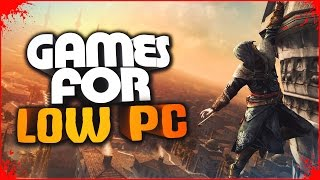 Top 10 Best Low Spec PC Games For Old Computer