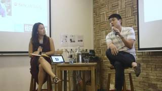 Startup Grind Singapore with Lai Chang Wen (Co-Founded Ninja Van)