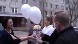 ПРИКОЛ Свадьба по русски Драка на свадьбе! Понапивались и подрались Жесть!