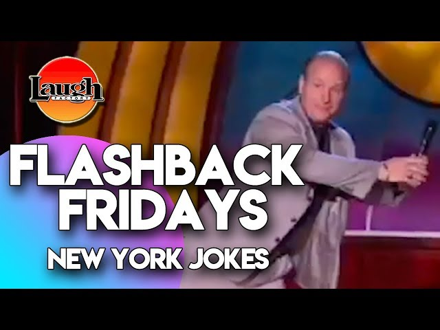 Flashback Fridays | New York Jokes | Laugh Factory Stand Up Comedy thumbnail